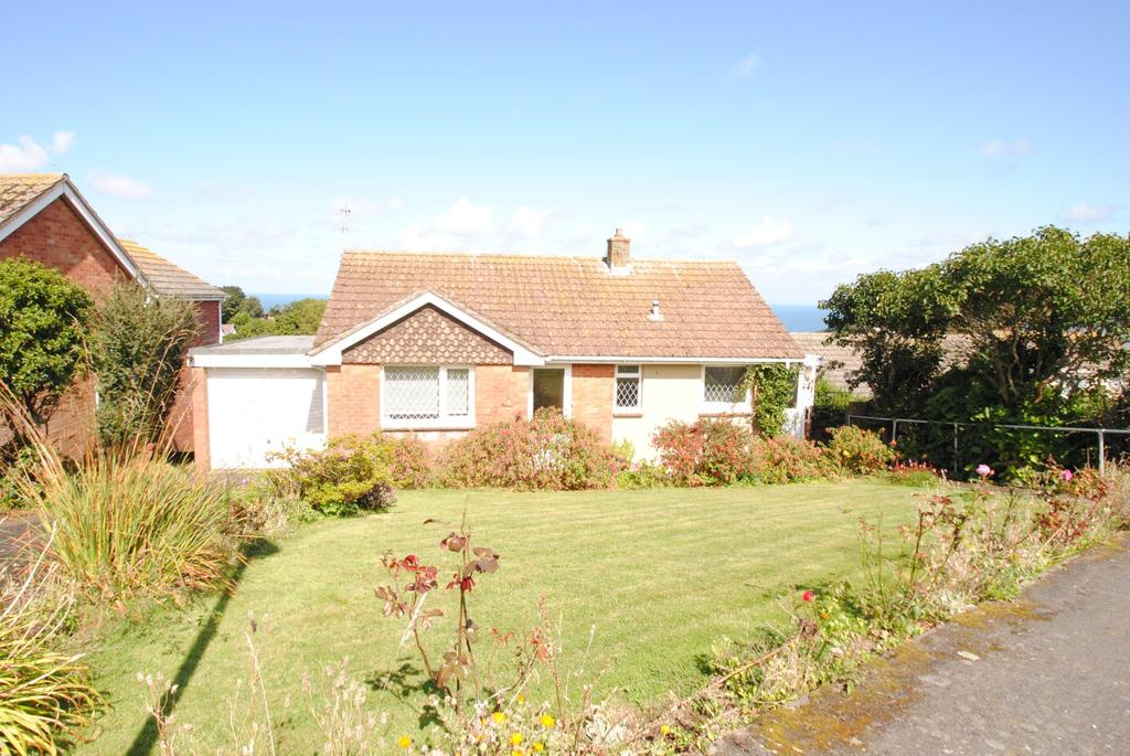 3 Bedrooms Bungalow for sale in Channel View, Ilfracombe
