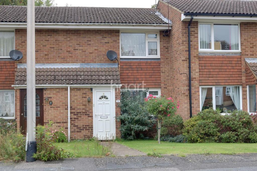 2 Bedrooms Terraced House for sale in Albury Close, Lords Wood