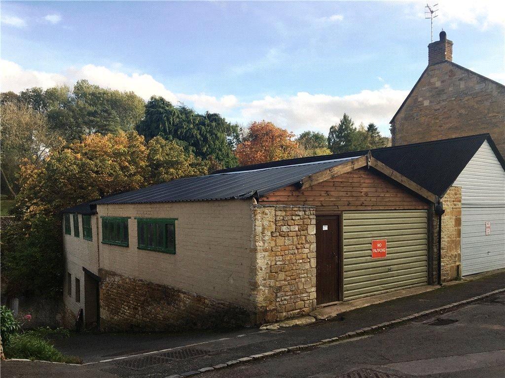 Land Commercial for sale in Garage, High Street, Blockley, Moreton-in-Marsh, GL56