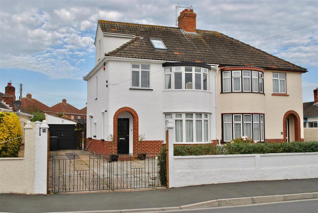4 Bedrooms Semi Detached House for sale in Eastwick Road