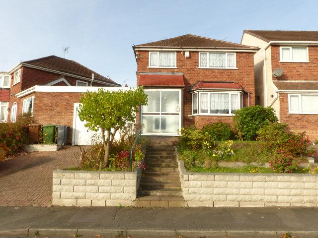 3 Bedrooms Detached House for sale in Stonehurst Road,Great Barr,Birmingham