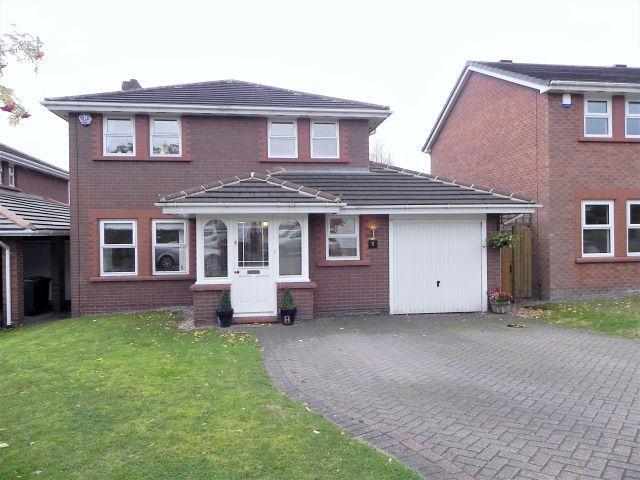4 Bedrooms Detached House for sale in Lawnswood,Walmley,Sutton Coldfield