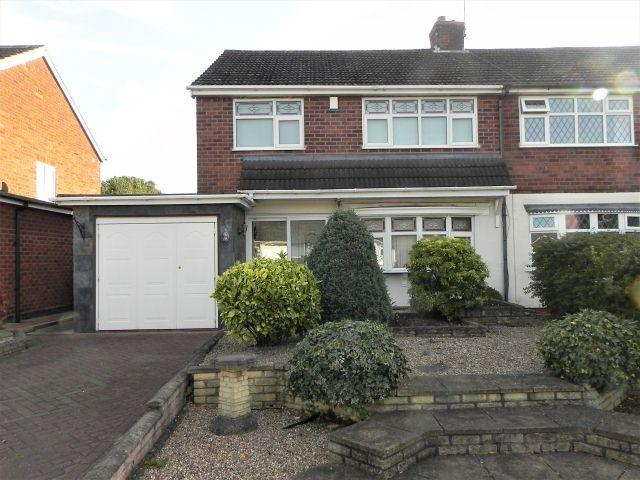 3 Bedrooms Semi Detached House for sale in Allendale Road,Walmley,Sutton Coldfield