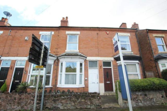 2 Bedrooms Terraced House for sale in Penns Lane,Wylde Green,Sutton Coldfield