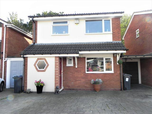 3 Bedrooms Link Detached House for sale in Squires Croft,Walmley,Sutton Coldfield