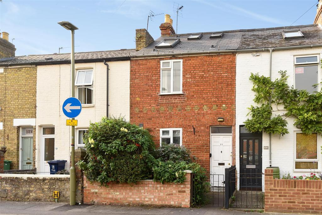 3 Bedrooms Terraced House for sale in Union Street, East Oxford