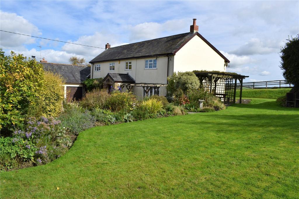 4 Bedrooms Detached House for sale in High Street, Toller Porcorum, Dorchester, Dorset