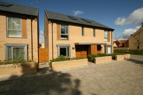 3 bedroom semi-detached house to rent - Old Mills Road, Trumpington, Cambridge