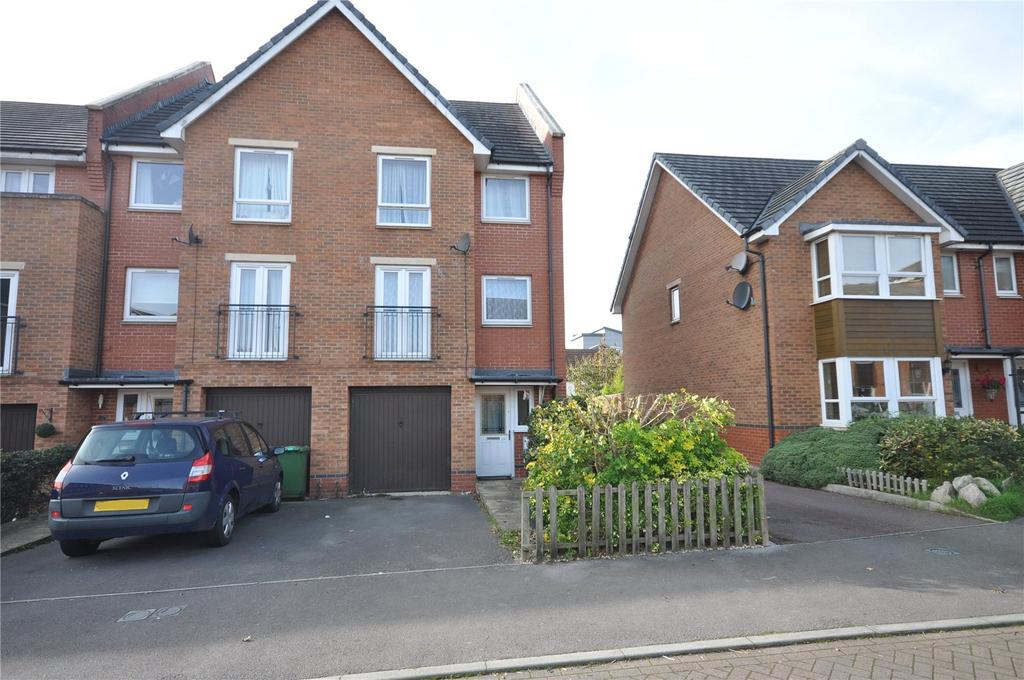 4 Bedrooms End Of Terrace House for sale in Celsus Grove, Old Town, Swindon, Wiltshire, SN1