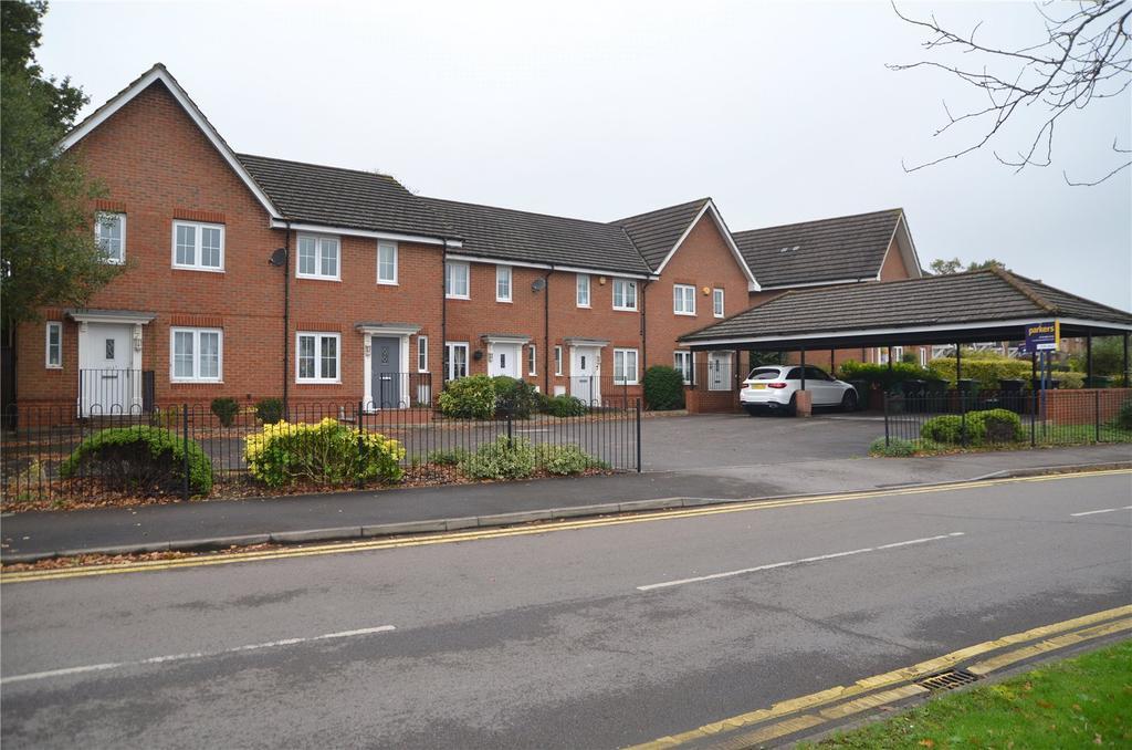 3 Bedrooms Terraced House for sale in Bitterne Avenue, Tilehurst, Reading, Berkshire, RG31