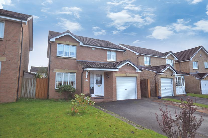 3 Bedrooms Detached Villa House for sale in 37 Westray Drive, Kilmarnock, KA3 2GR