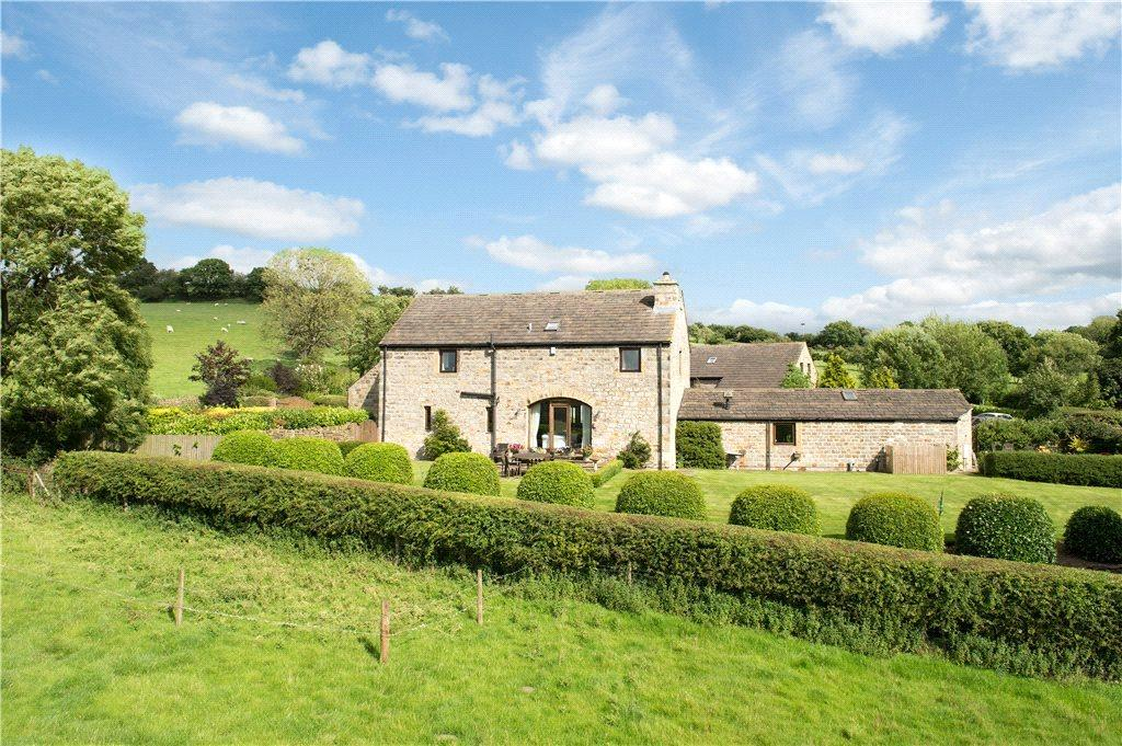 4 Bedrooms Unique Property for sale in Walton Head Barn, Walton Head Lane, Kirkby Overblow, Harrogate