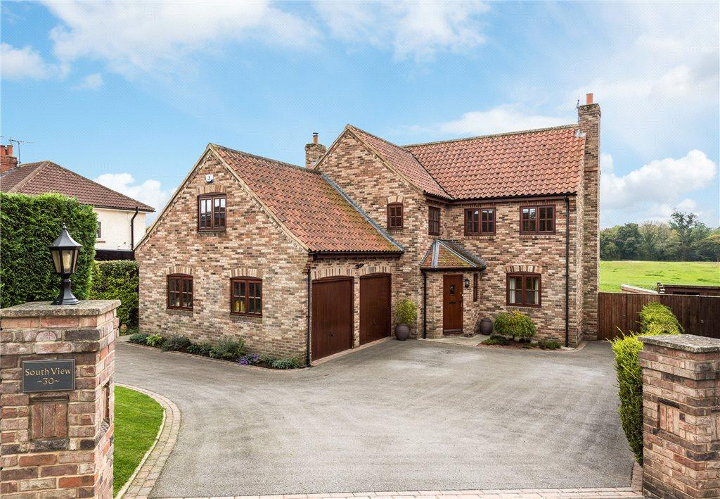 4 Bedrooms Detached House for sale in Ripley Road, Scotton Moor, Knaresborough