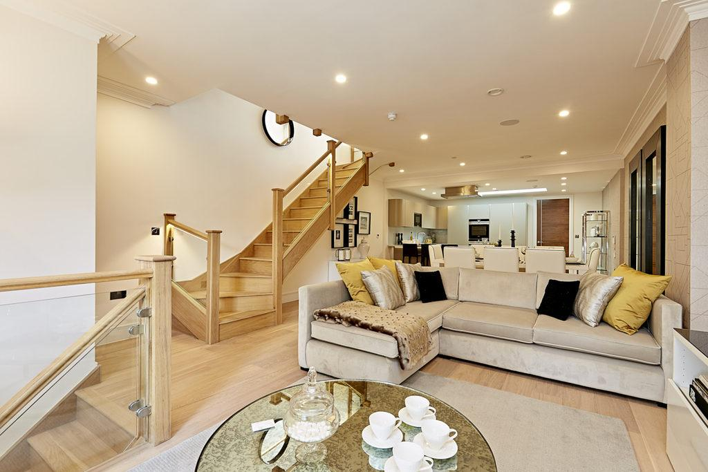 4 Bedrooms Town House for sale in Beavor Lane, London, W6