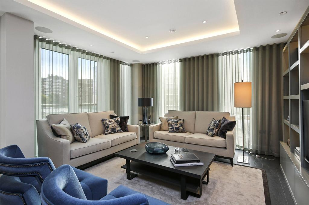 2 Bedrooms Flat for sale in Edward House, 2 Radnor Terrace, London, W14