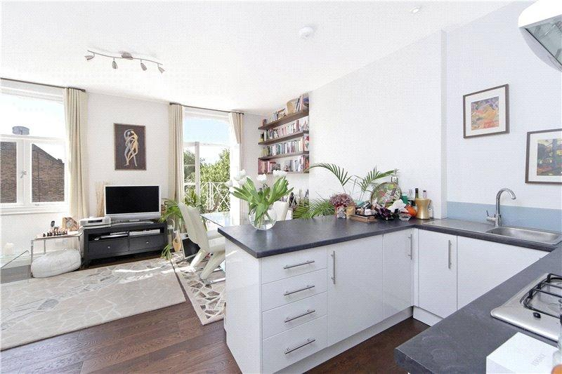 1 Bedroom Flat for sale in Powis Square, Notting Hill, London, W11