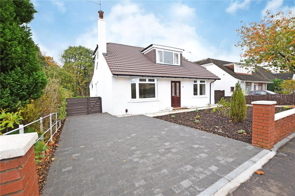 4 Bedrooms Detached House for sale in Whittingehame Drive, Claythorn, Jordanhill, Glasgow