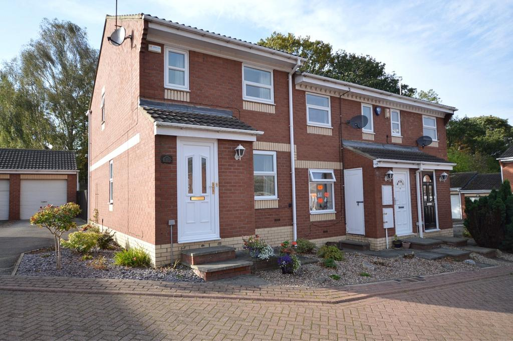 2 Bedrooms Town House for sale in Laneside Fold, Churwell, Leeds