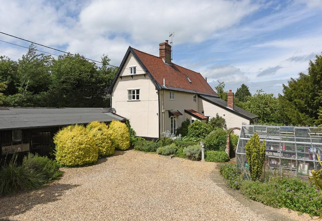3 Bedrooms Detached House for sale in Parham, Nr Framlingham, Suffolk