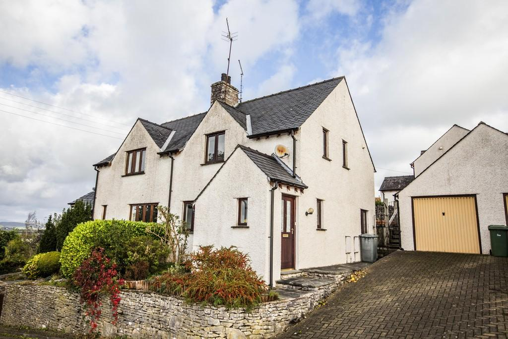 3 Bedrooms Semi Detached House for sale in 2 Stone Lands, Levens