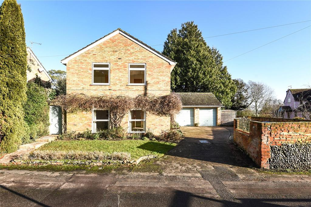 4 Bedrooms Detached House for sale in Church Lane, Cheveley, Newmarket, Suffolk, CB8