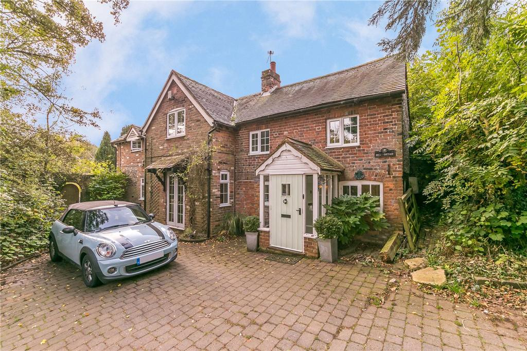 4 Bedrooms Detached House for sale in Chequers Hill, Flamstead, St Albans, Hertfordshire
