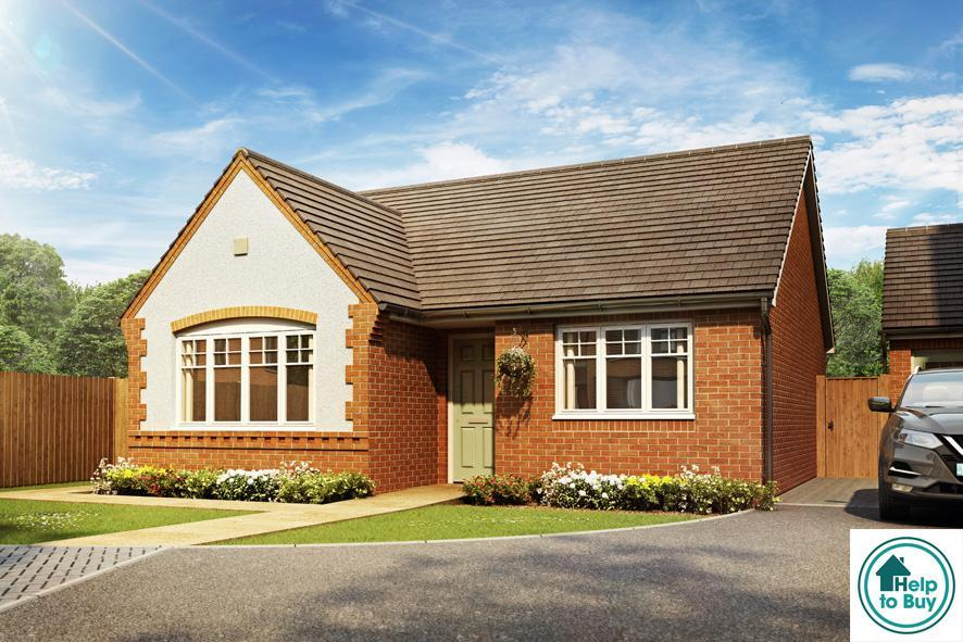 2 Bedrooms Detached Bungalow for sale in The Lyme, Southam Road, Thornley Grove, Radford Semele, CV31