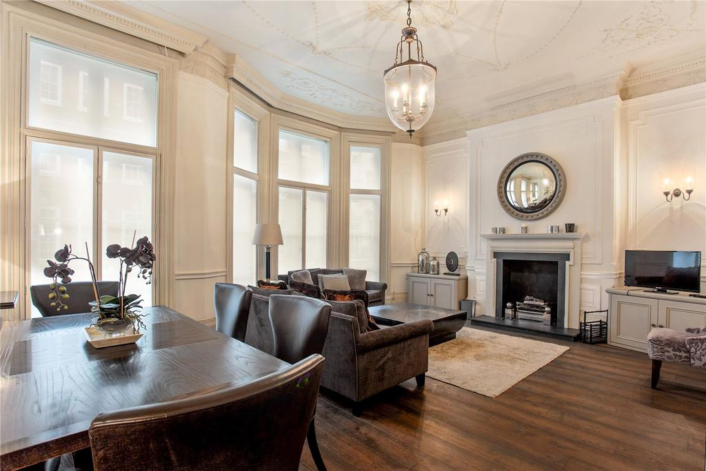2 Bedrooms Flat for sale in Green Street, London, W1K