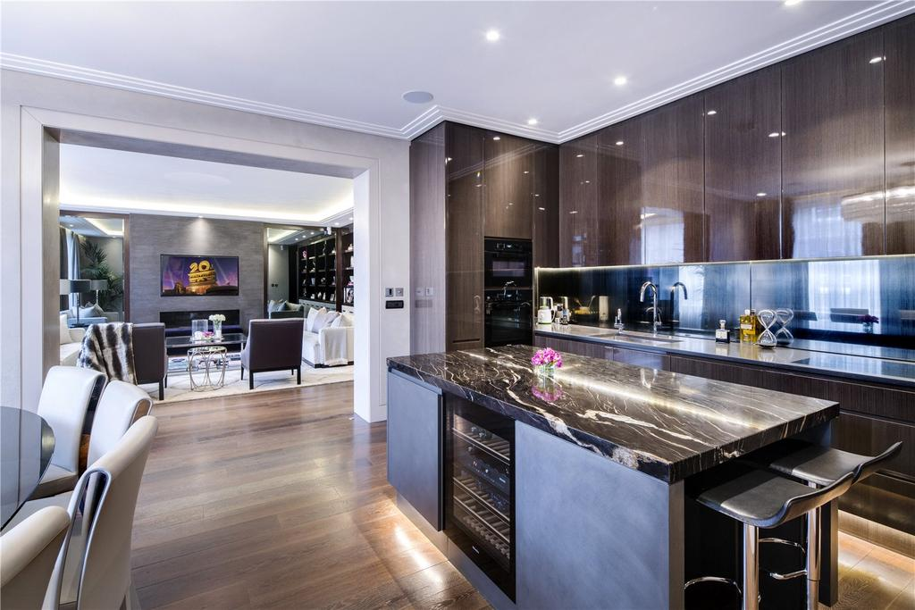 3 Bedrooms Flat for sale in New Cavendish Street, Marylebone, London, W1G
