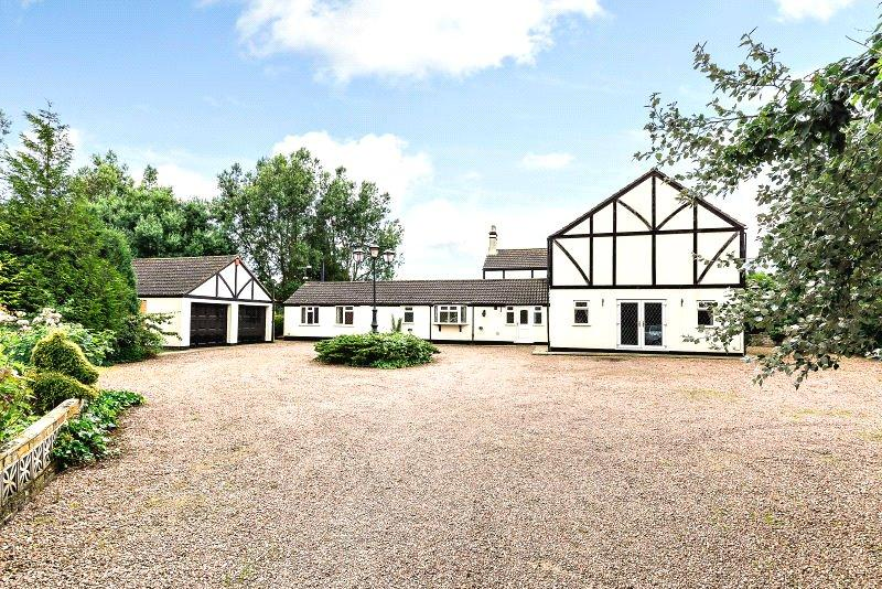 6 Bedrooms Detached House for sale in Beacon Lodge, Fire Beacon Lane, Covenham Saint Bartholomew, Louth, LN11
