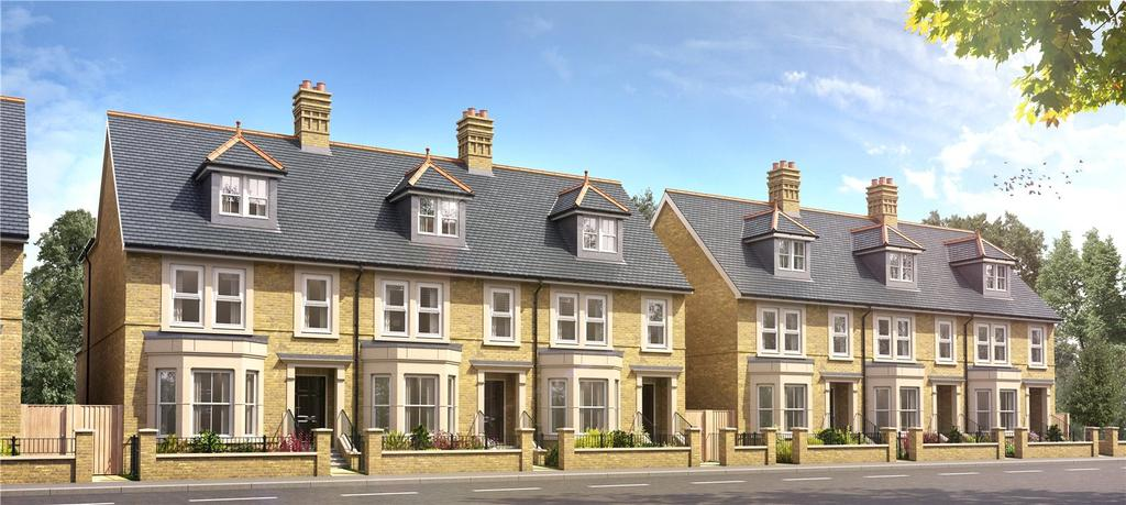4 Bedrooms End Of Terrace House for sale in Wytham House, Beaumont Gate, Abbey Road, Oxford, OX2