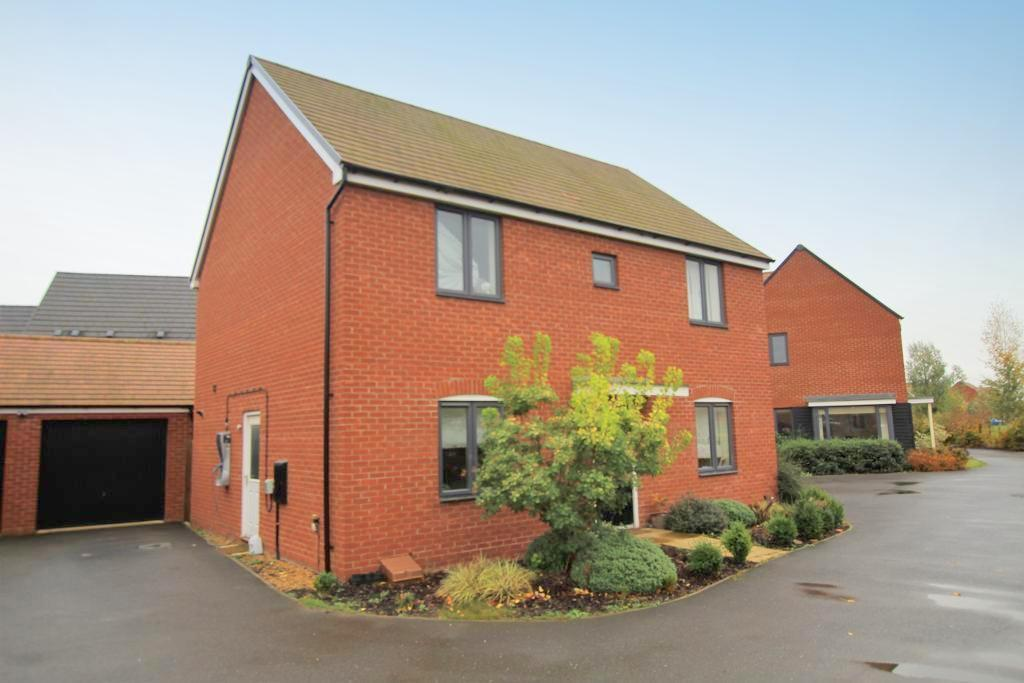 4 Bedrooms Detached House for sale in Robinson Close, Wooton, Bedfordshire, MK43 9AG