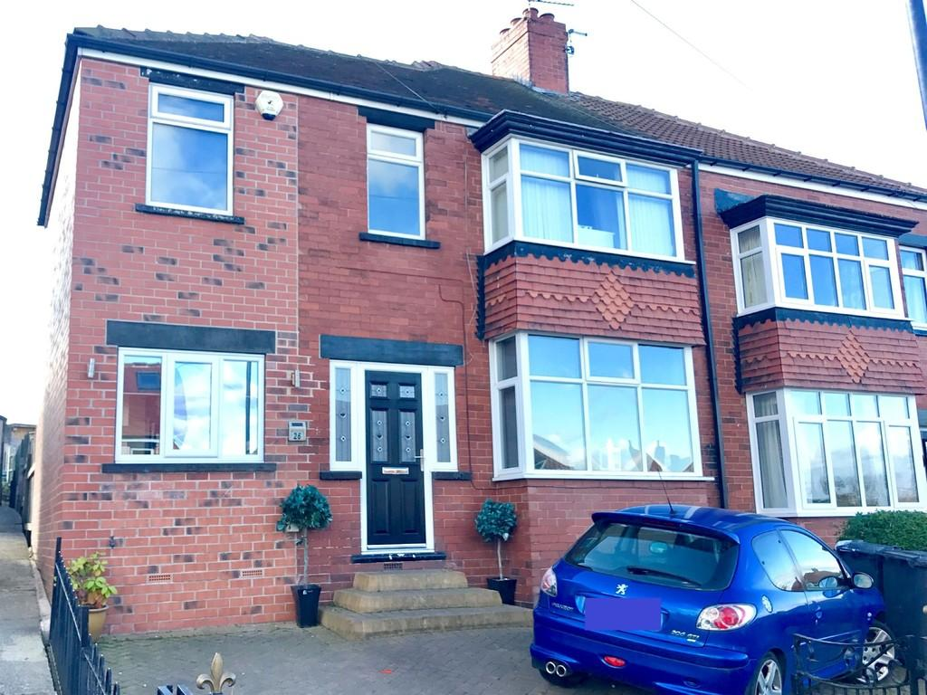4 Bedrooms Semi Detached House for sale in Southgate, Barnsley S75