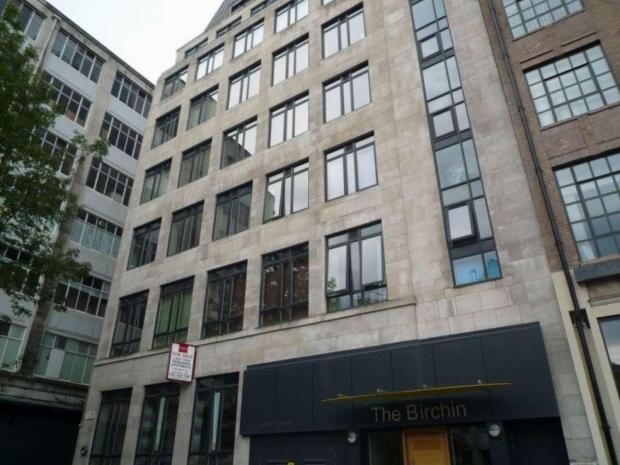 2 Bedrooms Apartment Flat for sale in The Burchin, Joiner Street, Manchester, M4 1PH