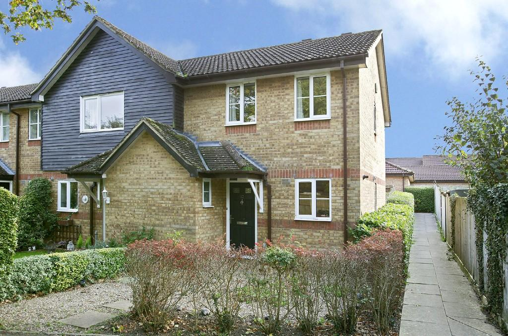 3 Bedrooms End Of Terrace House for sale in Florence Walk, Dereham