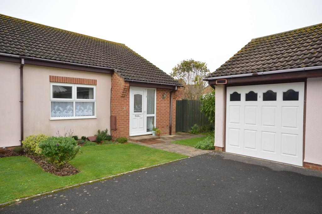 2 Bedrooms Semi Detached Bungalow for sale in Sopley Close, Barton on Sea
