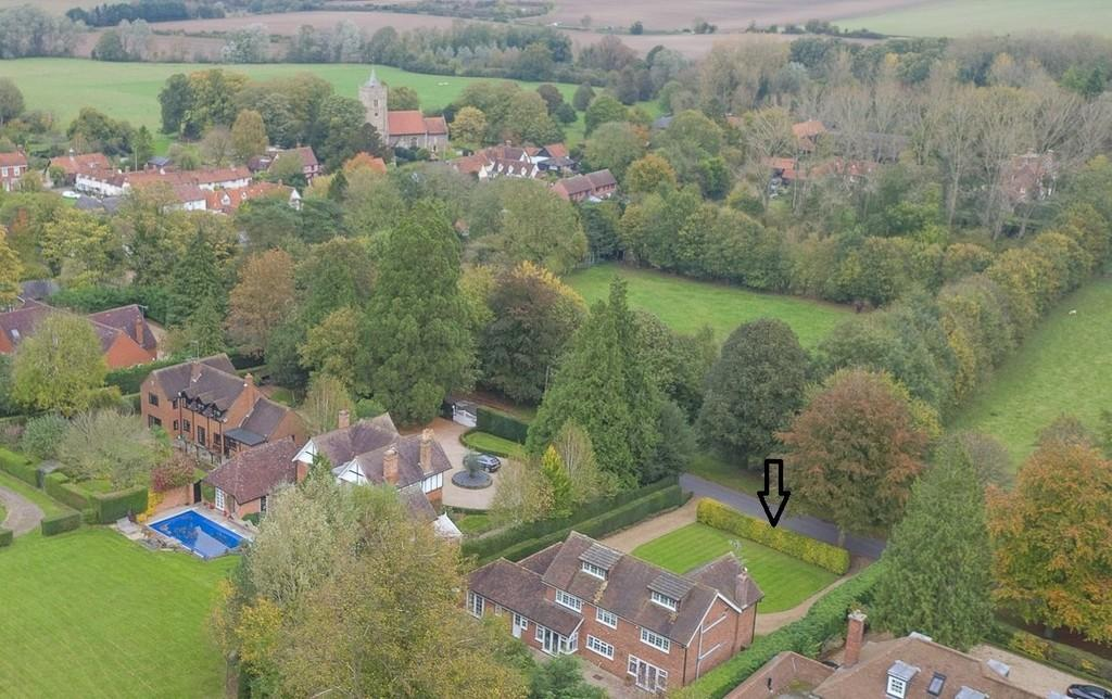 6 Bedrooms Detached House for sale in Westmill, Herts
