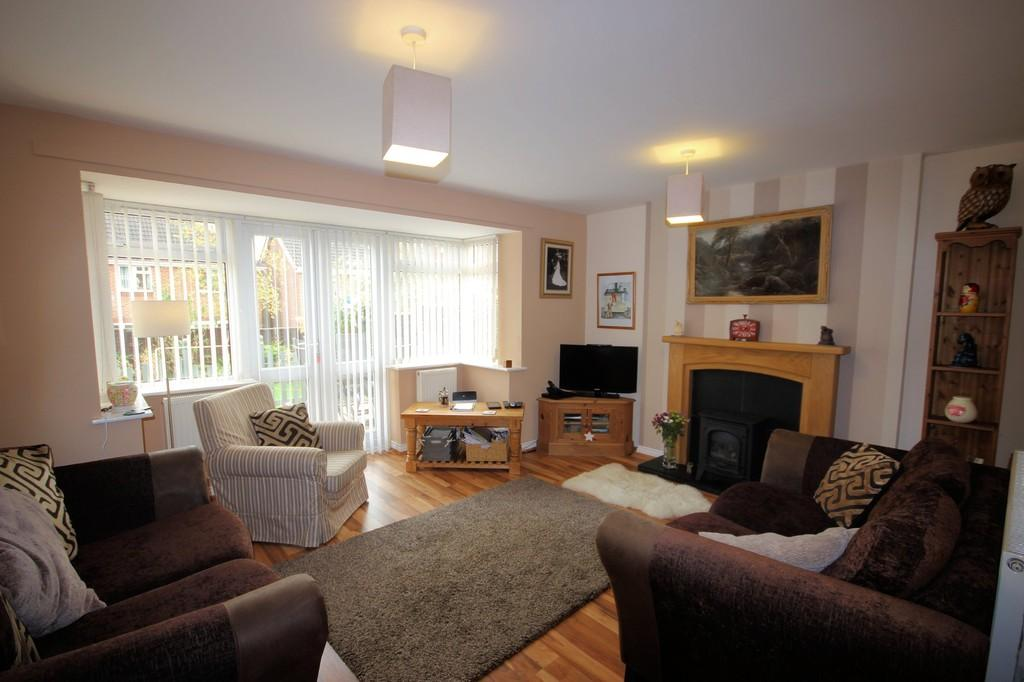 4 Bedrooms Detached House for sale in Blackthorn Way, Measham