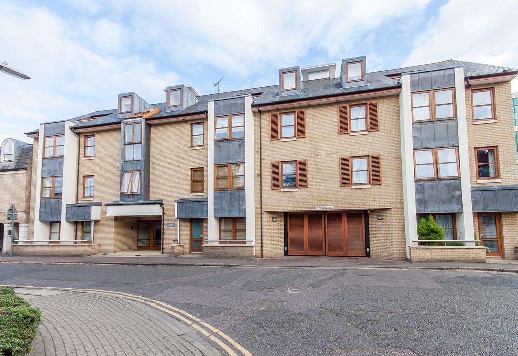 2 Bedrooms Apartment Flat for sale in Adam Eve Street, Cambridge