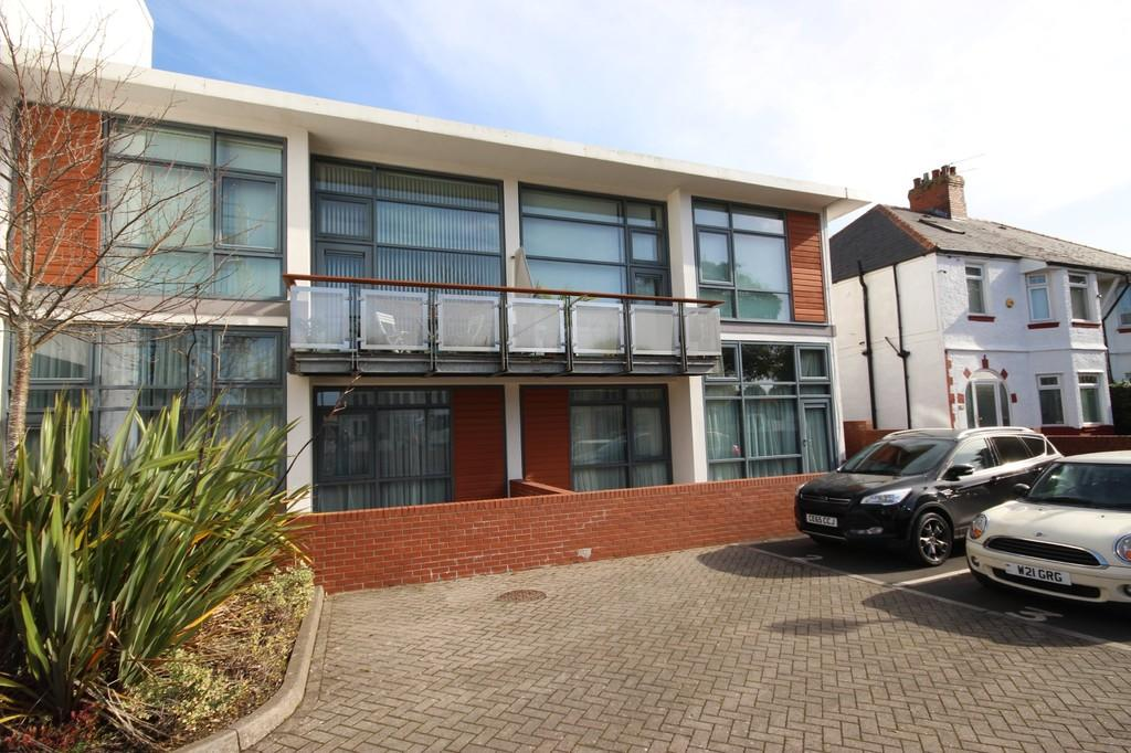 1 Bedroom Ground Flat for sale in The Monico , Pantbach Road , Cardiff