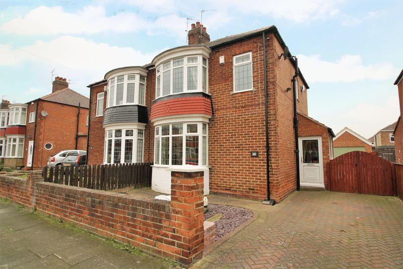 2 Bedrooms Semi Detached House for sale in Preston Road, Fairfield, Stockton, TS18 5AH