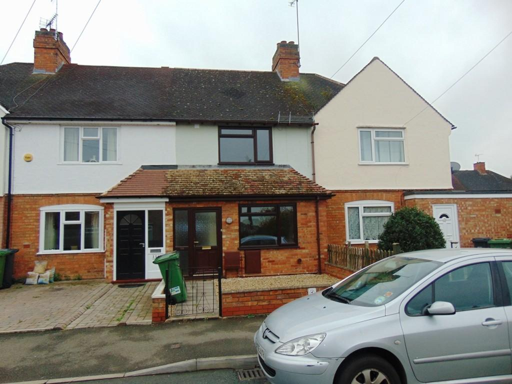 3 Bedrooms Terraced House for sale in Kings Road, Evesham