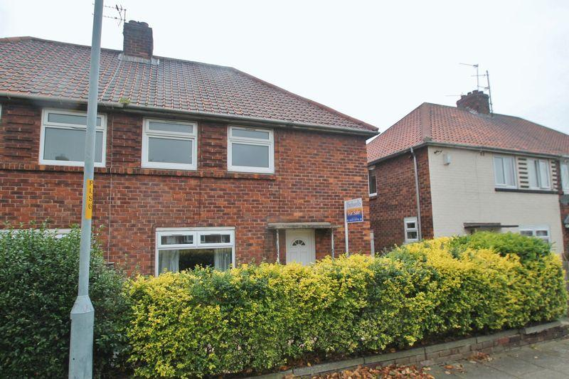 2 Bedrooms Semi Detached House for sale in Ellerby Green, Berwick Hills