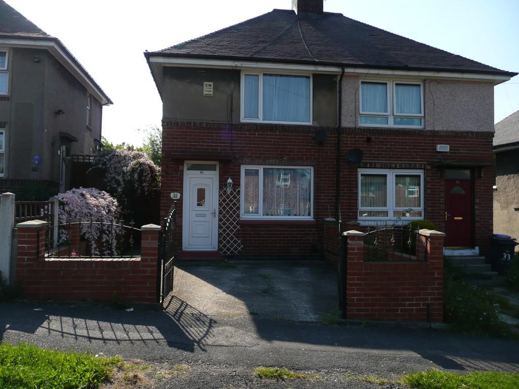 2 Bedrooms End Of Terrace House for sale in Ingelow Avenue, Sheffield