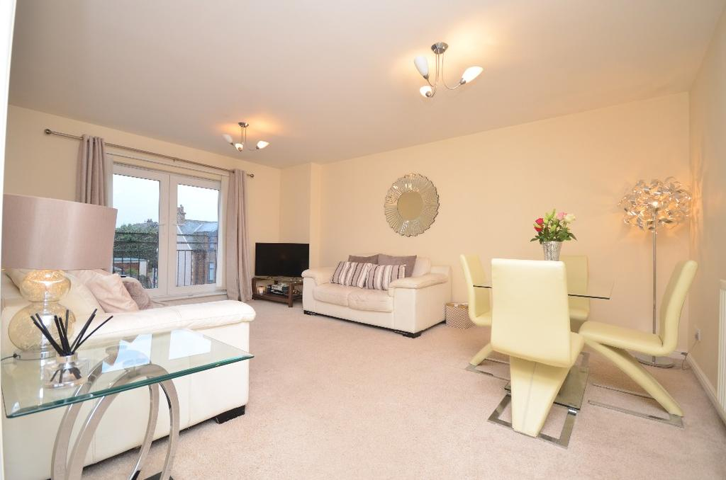 2 Bedrooms Apartment Flat for sale in Broadcairn Court, Motherwell, South Lanarkshire, ML1 2PE