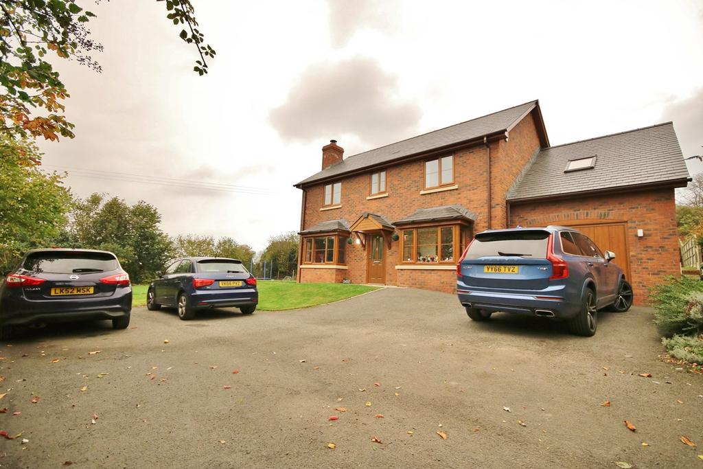 5 Bedrooms Detached House for sale in The Furrows, Little Dewchurch, Herefordshire, HR2