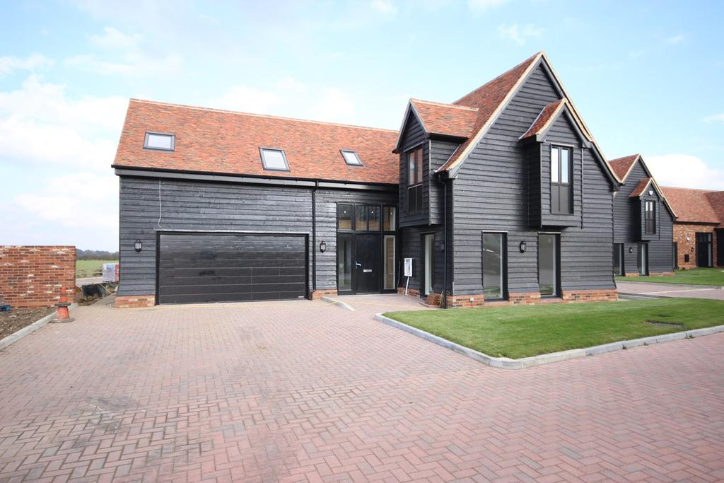 5 Bedrooms Detached House for sale in Cawne Close , Wilstead, Beds, mk45