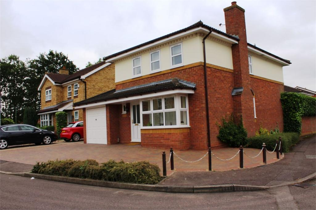 4 Bedrooms Detached House for sale in Stane Street, Baldock, SG7