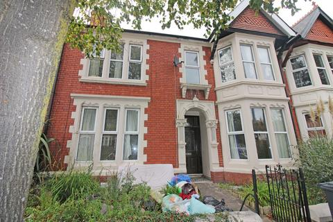 4 bedroom terraced house for sale - Albany Road, Roath, Cardiff
