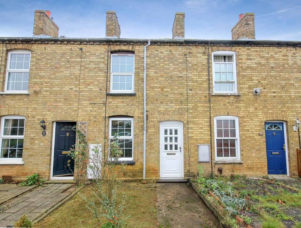 2 Bedrooms Terraced House for sale in Leighton Road, Toddington, LU5